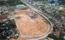 Bến xe Miền Đông mới xây mãi không xong