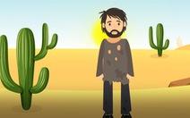 Làm thế nào để tìm nguồn nước nếu lỡ bị lạc trên sa mạc?