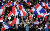 Nghe những bản Quốc ca hào hùng dịp World Cup