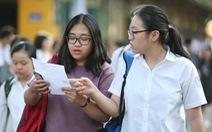 Ngày 23-6 công bố điểm thi tuyển sinh lớp 10 Hà Nội