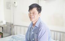 Mù một mắt do chủ quan khi điều trị bướu cổ