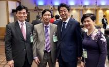 Giáo sư Nguyễn Thanh Liêm nhận giải thưởng Nikkei châu Á