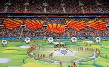 Lễ khai mạc World Cup 2018 đầy màu sắc