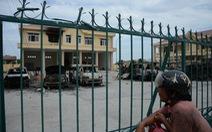 Khởi tố vụ gây rối, chống người thi hành công vụ tại Phan Rí Cửa