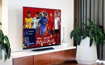 Loạt TV LG màn hình lớn cao cấp về Việt Nam dịp World Cup 2018