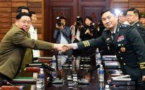 Hàn - Triều khôi phục hoàn toàn liên lạc quân sự xuyên biên giới