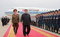 Video Triều Tiên chào đón ông Kim Jong Un như người hùng