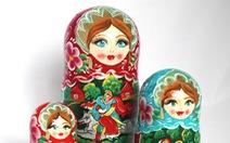 8 món quà lưu niệm nên mua khi đến Nga