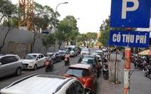 TP.HCM lùi thời gian thu phí đậu xe lòng lề đường đến tháng 8