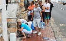 Nam Phi dỡ bỏ tình trạng thảm họa quốc gia do hạn hán