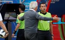 Công nghệ VAR 'hỗ trợ' Pháp trong trận thắng Úc 2-1