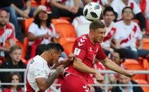 Yurary ghi bàn, Đan Mạch thắng tối thiểu Peru