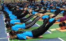 Ngày càng nhiều người Việt tìm sự bình an trong yoga