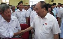 Thủ tướng mong dân tỉnh táo trước những luận điệu xuyên tạc