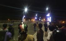 Khởi tố vụ đốt phá trước trụ sở UBND Bình Thuận