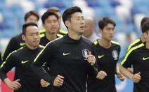 Tiền đạo Hàn Quốc chờ phép mầu tại World Cup để miễn nghĩa vụ quân sự