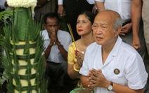 Hoàng thân Campuchia được đưa tới Thái Lan điều trị sau tai nạn