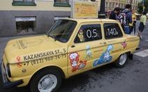 Đến Nga xem World Cup, cẩn thận với 'taxi rẻ thứ 3 thế giới'