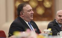 Ngoại trưởng Mỹ nói sẽ sớm bàn về hạt nhân với Triều Tiên