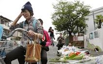 Chính quyền Nhật cảnh báo dân không nghe 'tin vịt' sau động đất