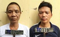 Khởi tố hai người 'bảo kê' máy gặt lúa ở Nghệ An