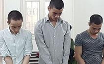 3 thanh niên ngồi tù vì giữ tay, ép rượu bé gái để xâm hại