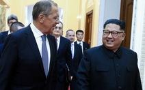 Những hình ảnh hiếm về khách chính phủ Triều Tiên