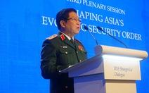 Bộ trưởng Ngô Xuân Lịch kêu gọi các nước lớn hãy 'vô tư, công bằng'
