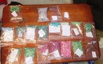 Hình sự đặc nhiệm phá đường dây sản xuất ma túy lớn tại Sài Gòn