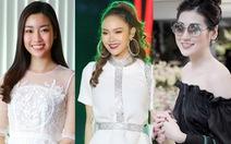 Minh Hằng, Mỹ Linh, Tú Anh: 3 người đẹp 'sáng' nhất ngày 2-6
