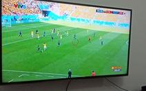 Phập phù xem World Cup qua mạng