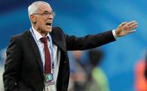 Sau 2 trận thua, Ai Cập quyết chia tay HLV Hector Cuper