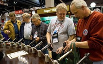 Người dân Mỹ sở hữu nhiều súng đạn nhất trên thế giới