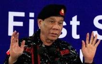 Tổng thống Philippines phê chuẩn ngân sách quốc phòng 5,6 tỉ USD