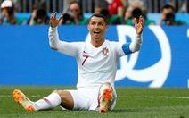 Có phải bộ đàm trọng tài hư khiến Ronaldo mất bàn thắng?
