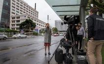 Báo chí New Zealand 'sốt' tin thủ tướng nhập viện sinh con đầu lòng