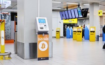 Sân bay Amsterdam có máy ATM bitcoin