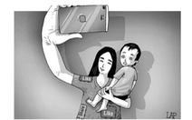 Khoe con trên mạng: Đừng tìm vui trên buồn phiền của trẻ!