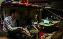 Đi tàu sang Nga xem World Cup: mỗi người một giấc mơ thầm kín