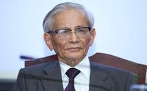 Giáo sư sử học Phan Huy Lê qua đời ở tuổi 85