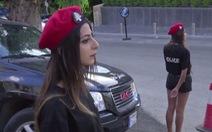 Nữ cảnh sát Lebanon được yêu cầu mặc quần đùi khi làm nhiệm vụ