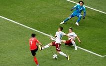 Son Heung Min ghi bàn cũng không xoa được nỗi buồn châu Á