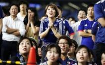 'Nước Nhật chờ tin chiến thắng'