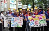 Hàng ngàn sinh viên tình nguyện sẵn sàng hỗ trợ sĩ tử