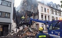 Nổ tòa nhà tại Đức, ít nhất 25 người bị thương