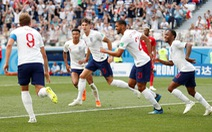 Bảng xếp hạng bảng G World Cup 2018: Anh, Bỉ quyết chiến chọn đối thủ