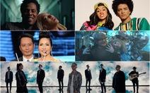 Beyoncé - Jay-Z, Ed - Taylor Swift, Bruno - Cardi B... tri kỷ âm nhạc