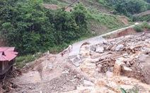 Thêm 8 người mất tích vì mưa lũ ở Lai Châu