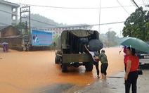 Lào Cai, Hà Giang, Lai Châu: cứu hộ cả đêm để thí sinh đến điểm thi