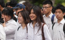 'Đề thi THPT quốc gia môn văn hay, phổ điểm có thể rộng hơn'